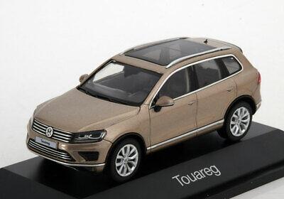 1//43 Herpa VW Touareg sandgold metallic SONDERPREIS 24,99 € statt 39,95 €
