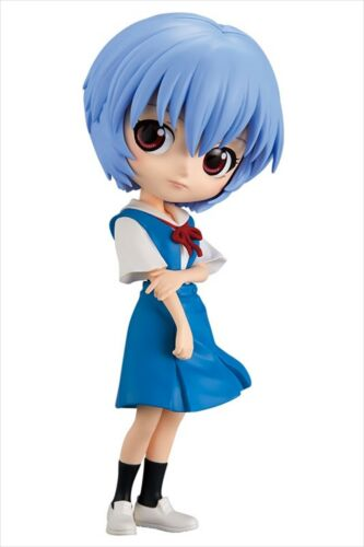 Normal Color Banpresto Japan Evangelion the Movie Q Posket Ayanami Rei Ver