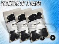 Dw12snp 12mm Neoprene Saturn Washers/gaskets - Pack Of 300 - (10x25x2.5mm)