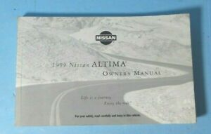 99-1999-Nissan-Altima-owners-manual
