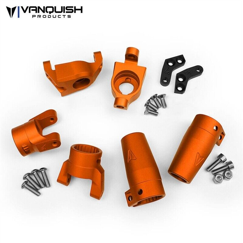 Vanquish Products Axial Wraith   Bomber Stage One  Kit arancia Anodized VPS06514  prodotto di qualità