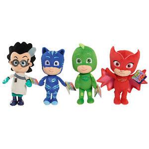 Pj Masks Mini Stuffed Figure Plush Pj Masks Toys Gekko Catboy