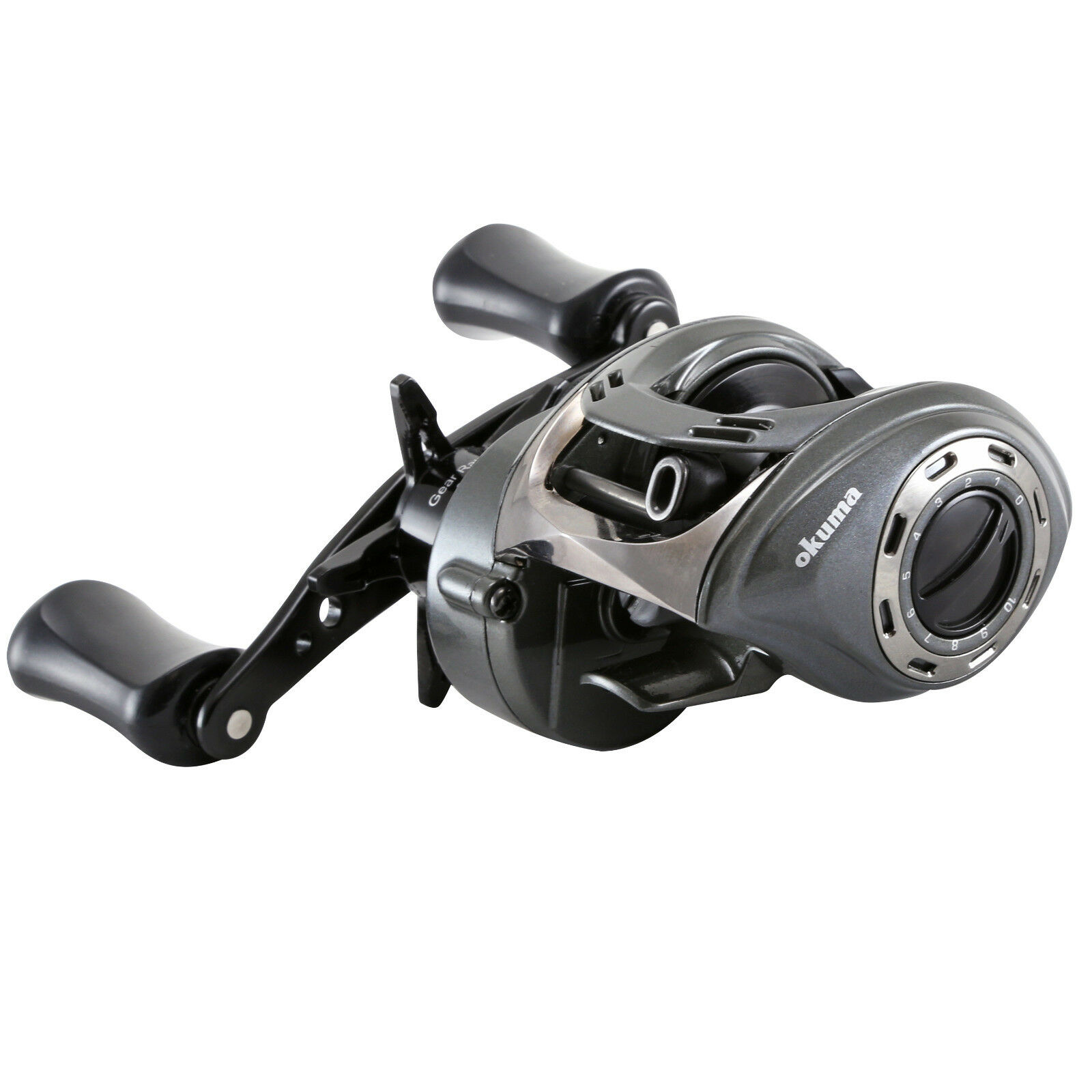 Okuma Calera A Version Low Profile  Reel 7.3 1 Gear Ratio Right Hand CLR-273Va  wholesale cheap and high quality