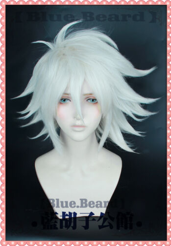 New FGO Fate//Grand Order Apocrypha Red Lancer Karṇa Cosplay Wig Hot Gift