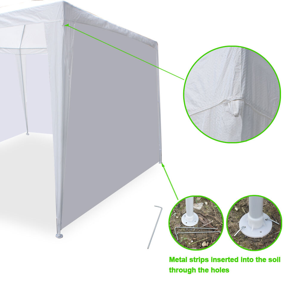 10 x Party Tent with Cater Events