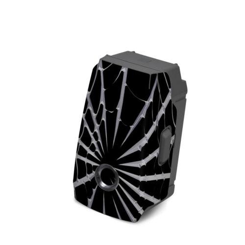 Sticker Skin Decal DJI Mavic 2 Battery Wrap Spiderweb