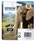 Epson Tintenpatrone/t24354010 Cyan hell Inhalt 10ml