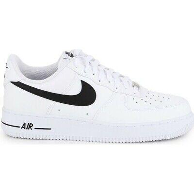 scarpe nike air force 1 nere uomo