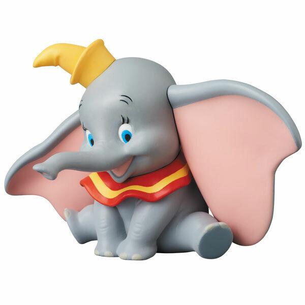 MEDICOM TOY UDF Ultra Detail Figure No.485 Disney Series 8 Dumbo 70mm Pre