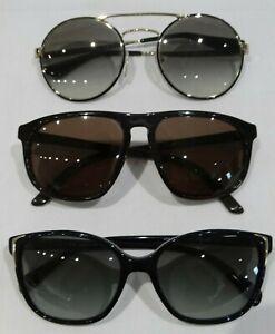 Lot-of-3-Ladies-Prada-Sunglasses