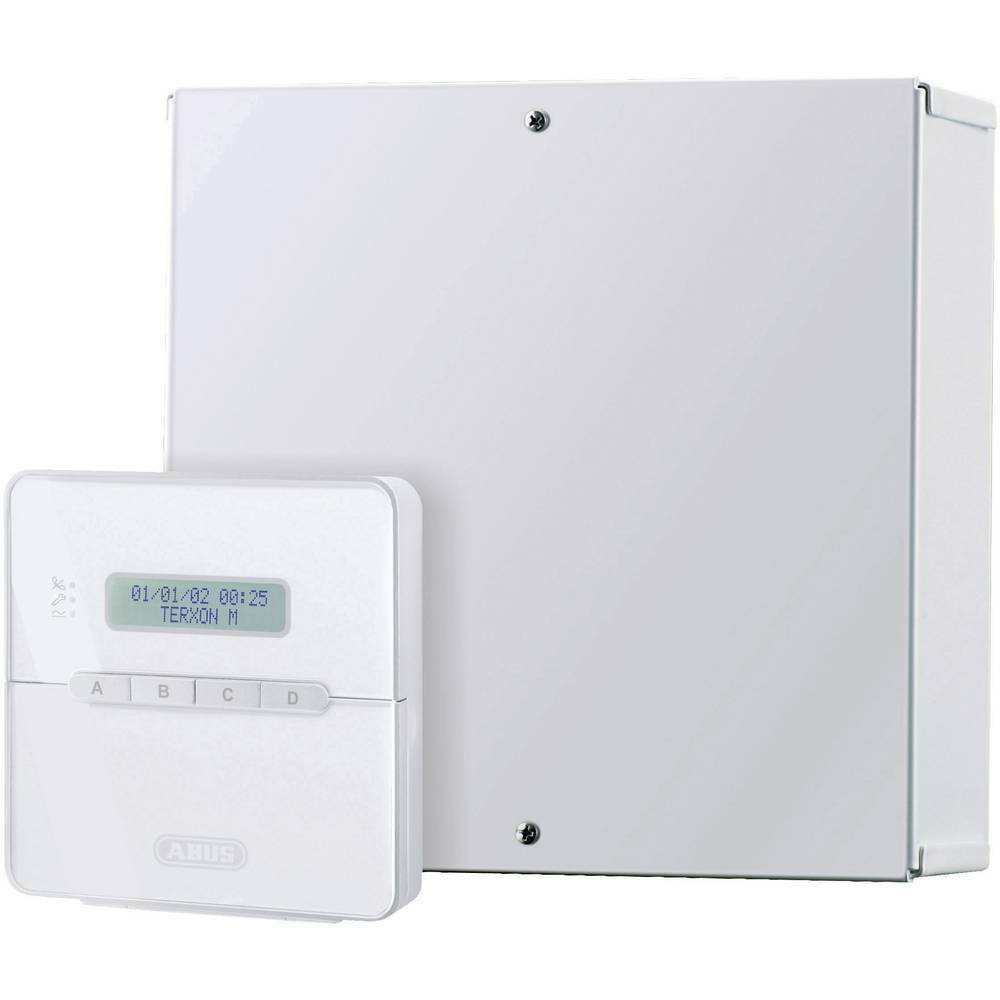 Alarmzentrale ABUS Terxon SX AZ4000 Alarmzonen 8x Drahtgebunden, 1x