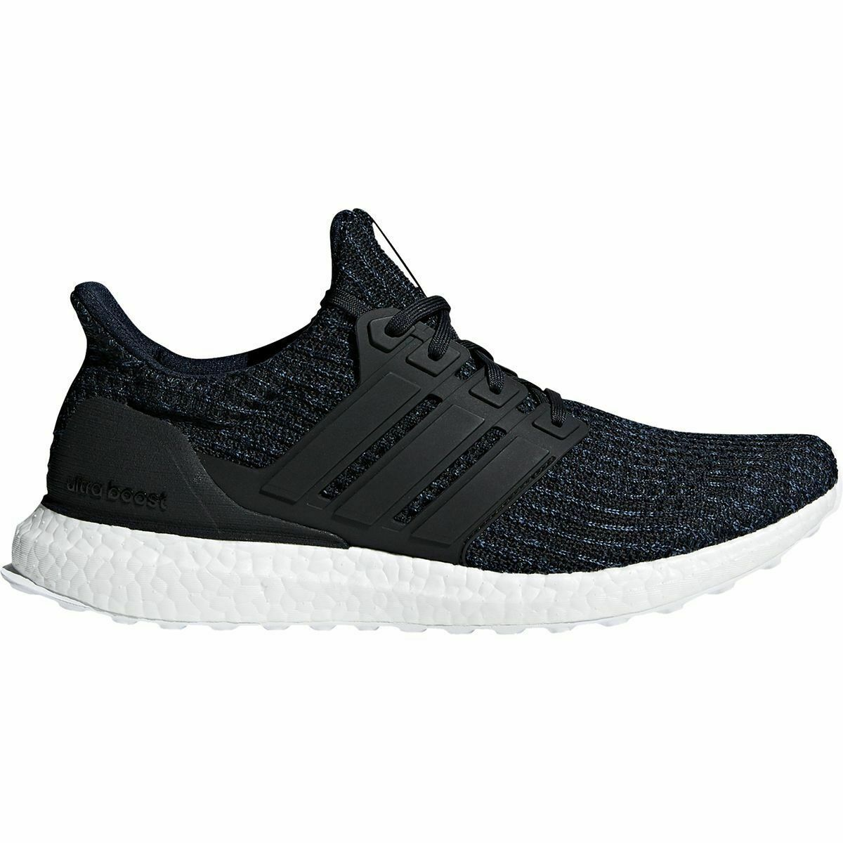 Adidas UltraBOOST Parley Running shoes Deep Ocean bluee Black AC7836 Men's NEW