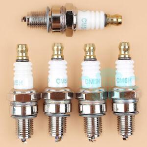 Haishine CMR6H Spark Plug Fit Stihl FS90 FS100 FS110 FS90R FS100R FS110R Trimmer NGK 3365