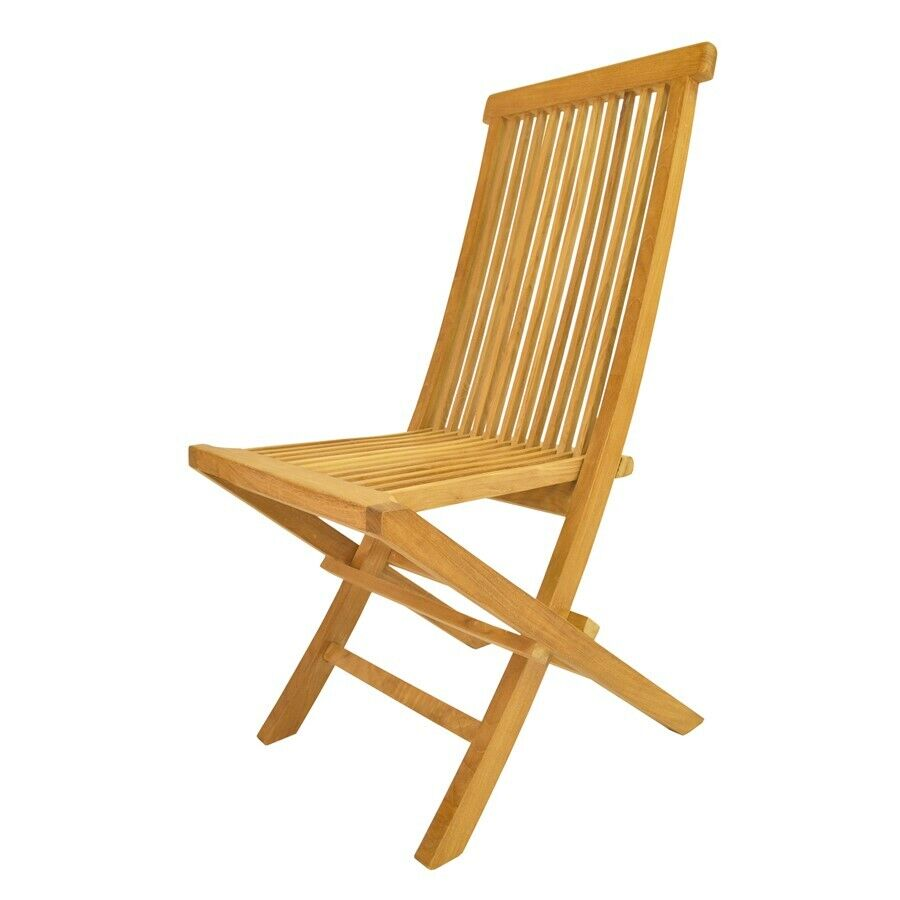 Anderson Teak Classic Folding Chair Set of 2 2 2 - CHF-101 ee3b81