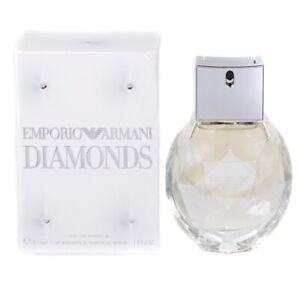 Emporio Armani Diamonds 30ml Eau De Parfum EDP Spray Perfume For Women