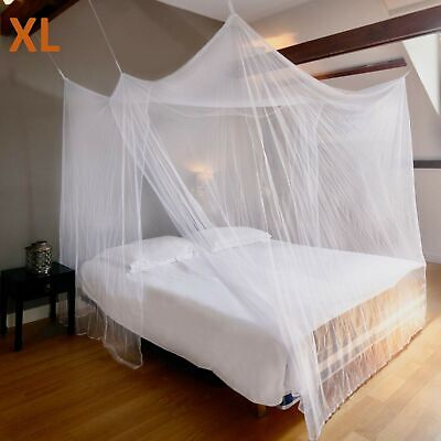 Even Naturals Luxury Mosquito Net For Bed Canopy Extra Large Tent
