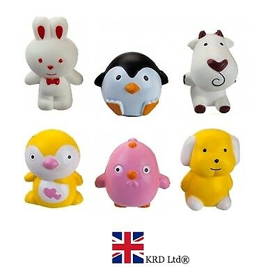 Animal Squigies Jumbo Slow Rising Squishy Squeeze Toy Stress Reliever Mobile Uk Verkaufsrabatt 50-70%