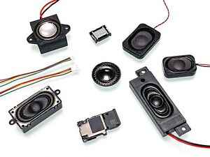 Dynamique Dcc Sound Miniature Speakers For Hornby, Bachmann, Heljan, Dapol, Vitrains, Bass 100% D'Origine