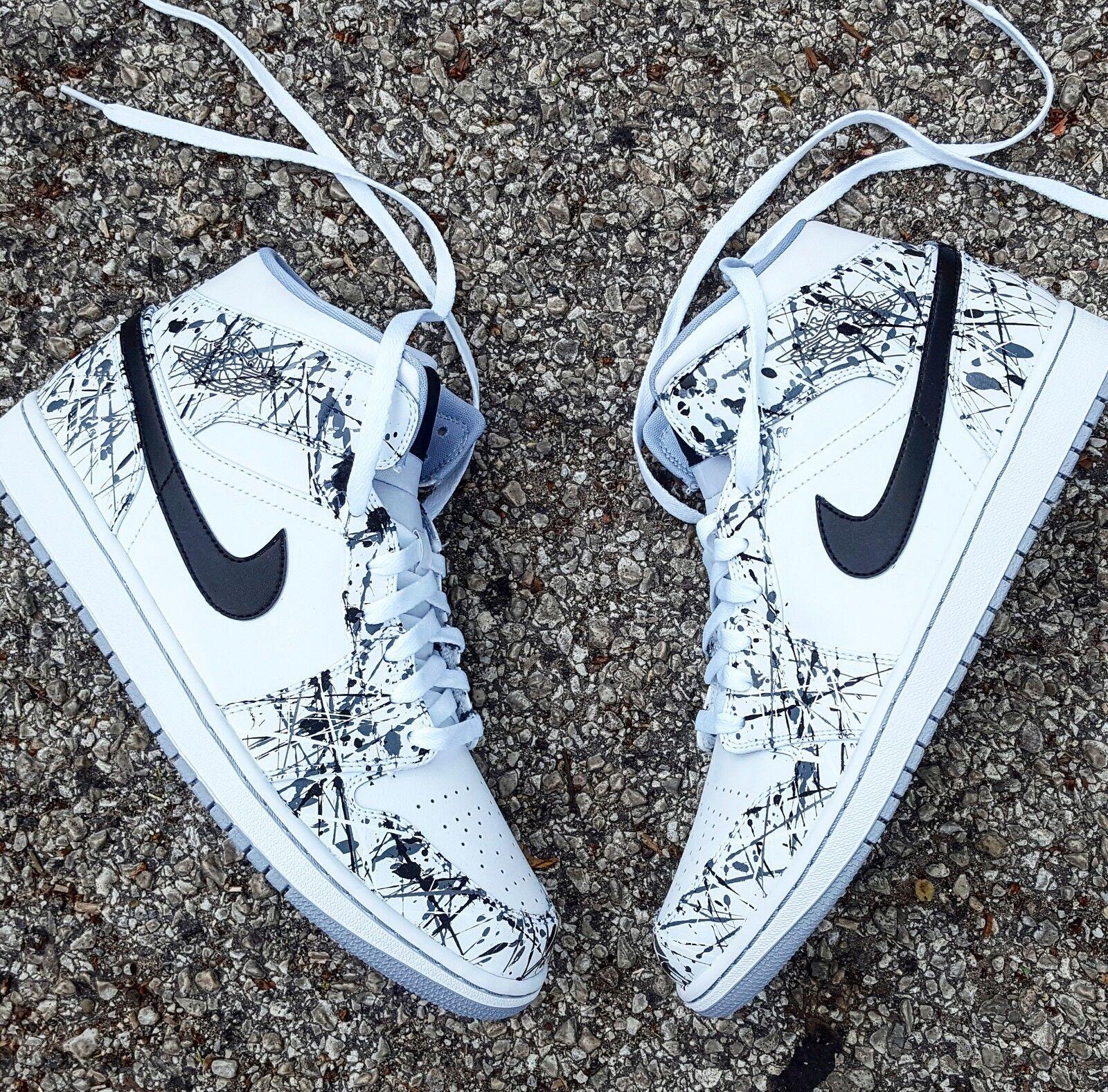 Nike Air Jordan 1 Mid Bubbas Brand New in Box Mens size 8-14 / royal bred 1