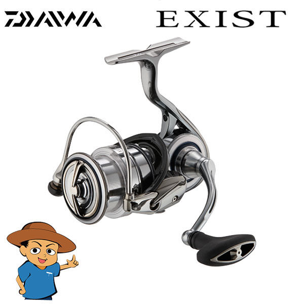 Daiwa EXIST LT3000CH fishing spinning reel 2018 MADE IN JAPAN MODEL