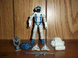 GI Joe Vintage 1985 Cobra Snow Serpent Action Figure Complete Hasbro Lot