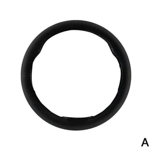 38cm DIY Auto Car Car Steering Wheel Suede Cover Hand Sewing Accessories