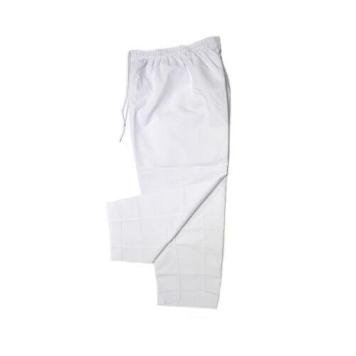 TaeKwonDo Uniform Pants Uniforms Dobok Korean TAE KWON DO White TKD 160~200