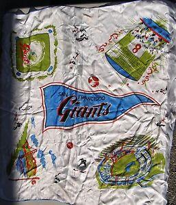 1960-039-s-San-Francisco-Giants-Scarf-very-rare