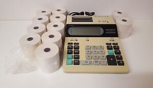 AURORA-PB654-Printing-calculator-10-Digits-k
