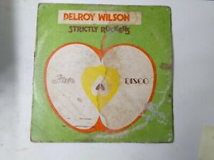 Delroy-Wilson-All-In-This-Together-Because-I-Am-Black-12-034-Vinyl-Single-1978