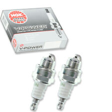 2 Pack of NGK Premium Spark Plugs # 4921 BPM7Y