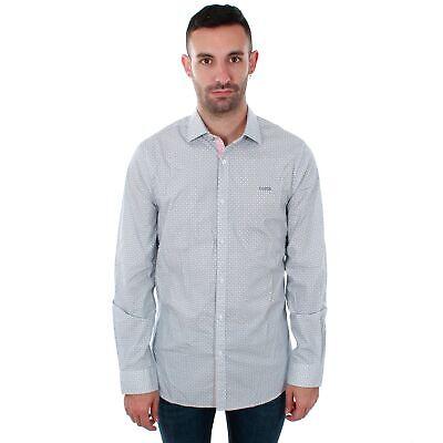 Guess Hombre Camisa rayas larga 21752