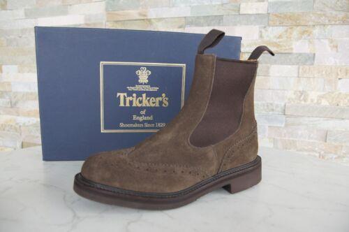 Tricker's Scarpe Flint Nuovo 5 Origin Stivali Nr 3 36 5 Stivaletti Chelsea rqrAzx4