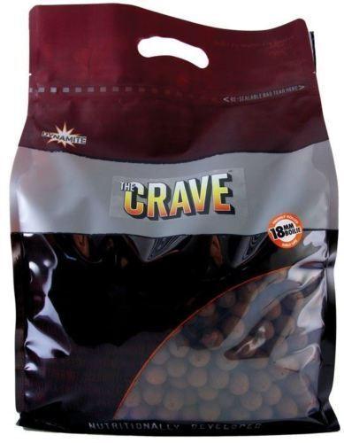 5kg, 10kg, 15kg or 20kg Dynamite The Crave 20mm Shelf Life Boilies