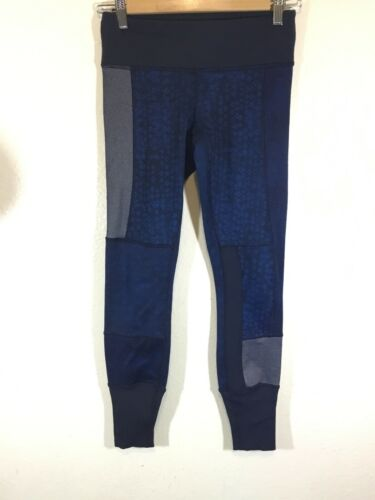 Lululemon Navy Blue Leggings Size 4