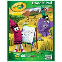 Crayola Doodle Pad 9 X 12, 60 Sheets 1 Ea on Sale