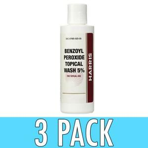 Benzoyl Peroxide Topical Wash 10 Percent - 8 Oz, 6 Pack Norvell Pre-Sunless XLATAN pH Balancing Spray - Liter
