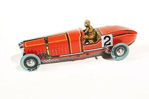 Autos & Lkw Blechspielzeug  FEUERWEHRAUTO Feuerwehr °° Tin Toy °° Jouet en Tôle °°