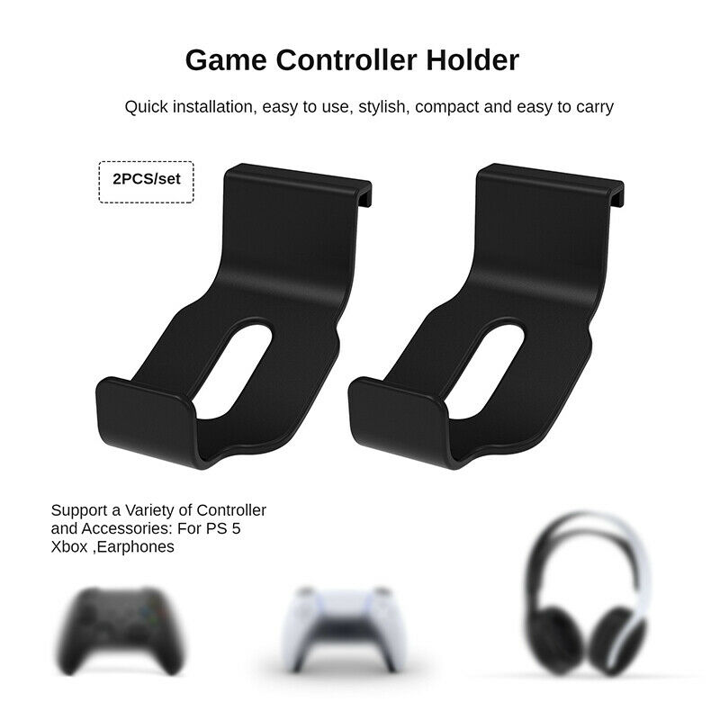 Universal Headphone Display Stand Gaming Headset Mount For PS5 PS4 X-Box Game