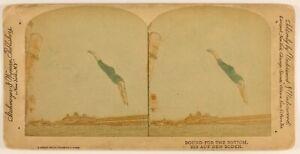 Tuffo-Artistico-Foto-Stereo-Colorata-PL55L6n-Vintage-Albumina-1891
