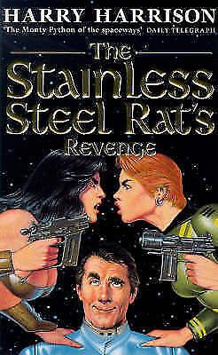 The Stainless Steel Rat's Revenge-ExLibrary