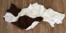 """13 x 33"""" Fur for Smores Replacement pony FurReal friends horse part Hasbro coat"""