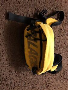 f5659b72 Palace Skateboards Bun Sack Bag in Yellow shoulder waist tri ferg ...