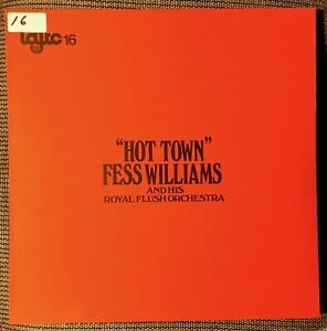 FESS-WILLIAMS-and-his-ROYAL-FLUSH-Orchestra-Hot-Town-1929-1930