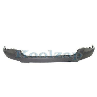Front Lower Bumper Cover For 2006 Ford Explorer XLT Model Textured Plastic