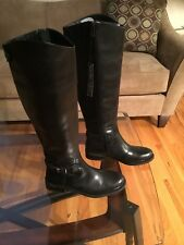 a50180235b1 item 1 Vince Camuto VC Kable women s black leather riding boots New  condition Size 6M -Vince Camuto VC Kable women s black leather riding boots  New ...