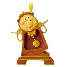 Disney 2018 Cogsworth Beauty And The Beast Sketchbook Ornament With Tags For Sale Online Ebay