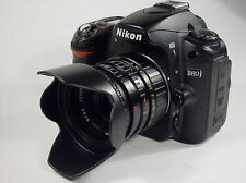 NEW ! High resolution 40 ln/mm MC HELIOS 44-3 2/58 Adapted for Nikon. Infinity.