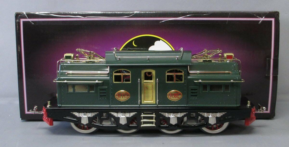 MTH 10-1131-1 408E Hojalata Electric con PS2 (verde Oscuro) exCaja