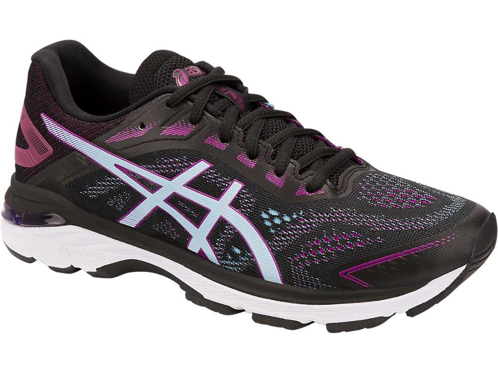 ASICS 1012A146.002 GT-2000 7 (D) Wmn's (W) Black Skylight Mesh Running shoes